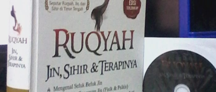 RUQYAH JIN, SIHIR & TERAPINYA